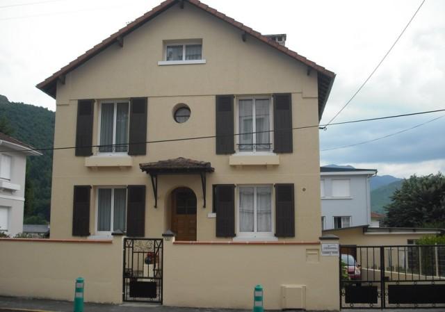 1  la maison 6 rue Raymond Béni 65100 Lourdes
