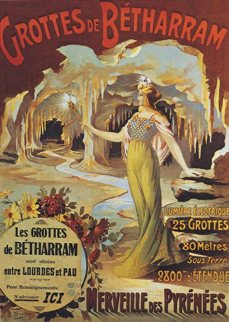 AFFICHE_HPTE_GROTTES DE BETHARRAM