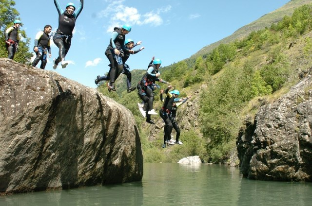 ASCMID065FS0005P - hpsn - canyoning