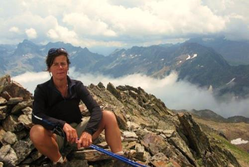 Caroline David Accompagnatrice en montagne