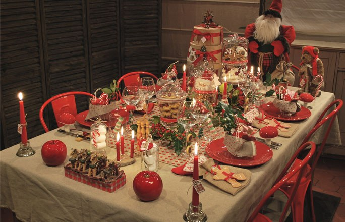 Ev nements cauterets site officiel for Decoration de table de noel