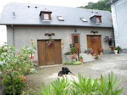 G&#xEE;te Dossat 4pers