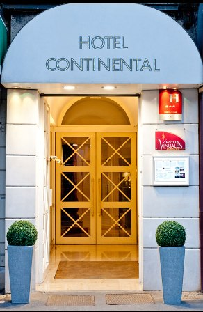Lourdes Hôtel Continental