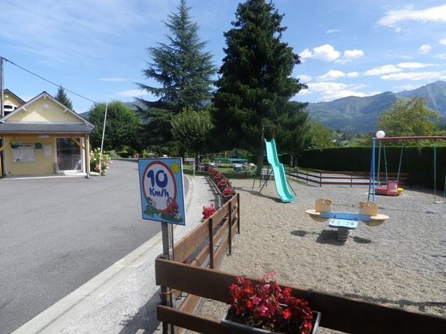 Camping l 39 ideal office de tourisme vall e d 39 argel s gazost - Office de tourisme bagneres de bigorre 65 ...