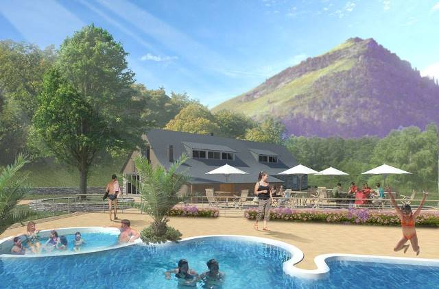 Camping sites et paysages la foret office de tourisme for Piscine meudon la foret