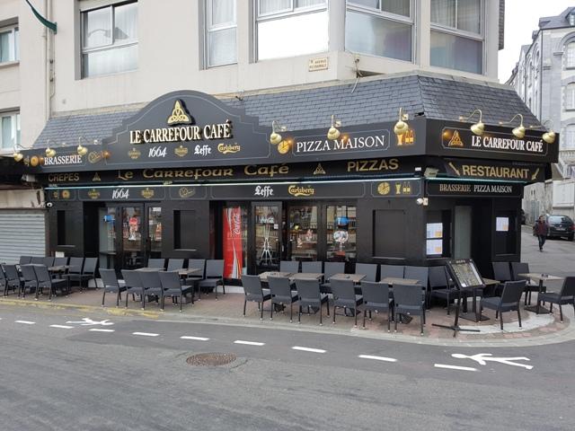 Lourdes Brasserie Le Carrefour
