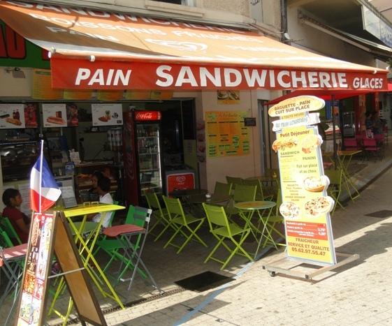 Lourdes Sandwicherie Au Pain Lourdais