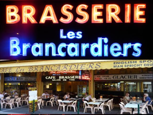 Lourdes restaurant Les Brancardiers