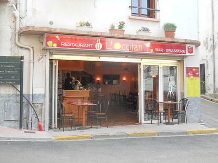Lourdes restaurant l'Occitan