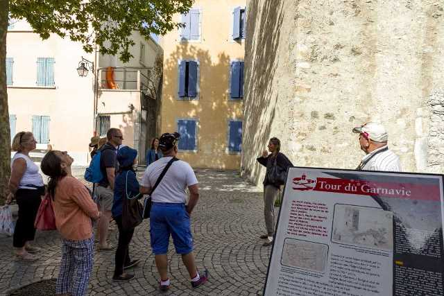 Lourdes visites guidées ville château été 2019
