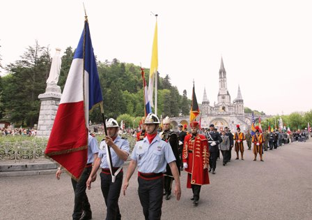 P&#xE8;lerinage militaire