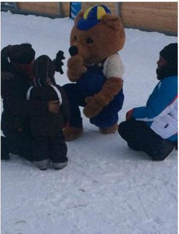 rencontre en station de ski