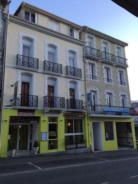 Restaurant Chez Ly extérieur