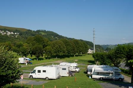 Camping Vieux Berger Lourdes