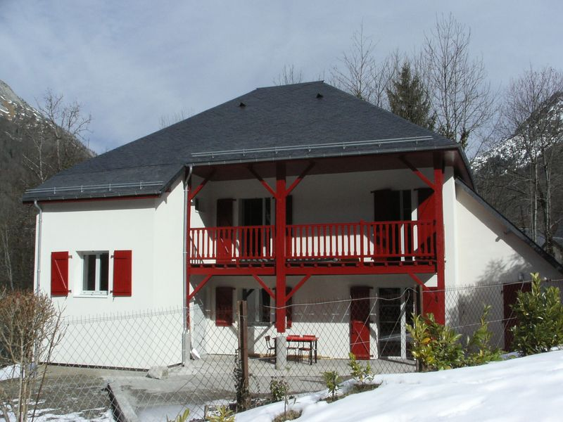 CHALET DU CLUB UNIVERSITAIRE PALOIS