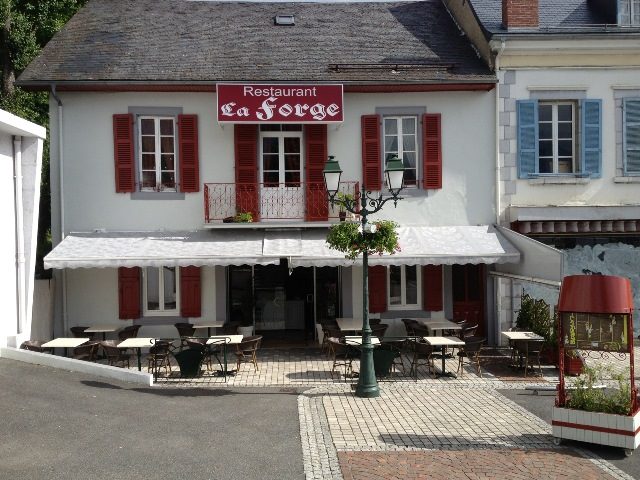 Restaurant la forge office de tourisme vall e d 39 argel s gazost - Office de tourisme bagneres de bigorre 65 ...