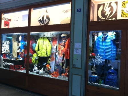 NO LIMIT'S- SNOW SHOP