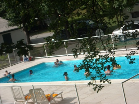 Camping le viscos beaucens campings des hautes pyr n es for Camping haute pyrenees avec piscine