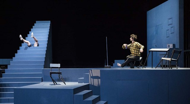 """On sort au Parvis (Ibos) : Spectacle """"Scala"""" – Cie Yoann Bourgeois"""