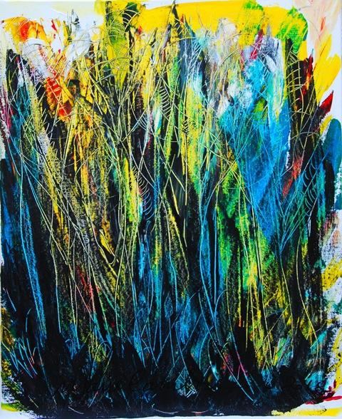 Exposition : peintures de Marie Cambou