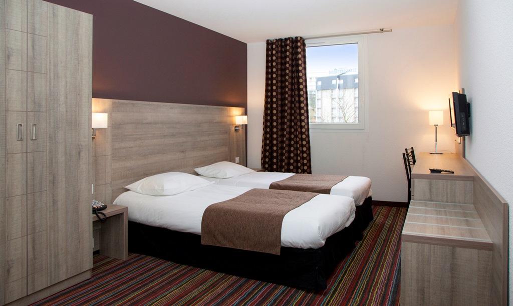 HPH140 - HOTEL BEAU SITE - CH double Duplex - LOURDES