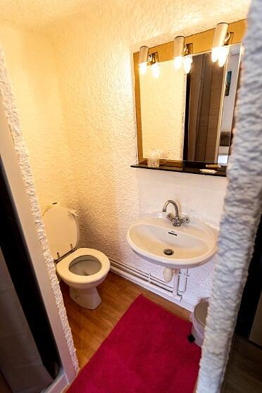 Hotel Saint Christophe Lourdes_chambre (3)