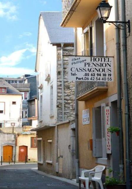 Lourdes hôtel Cassagnous