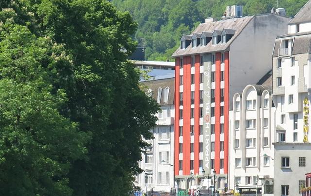 Lourdes Appart'hôtel Le Pèlerin