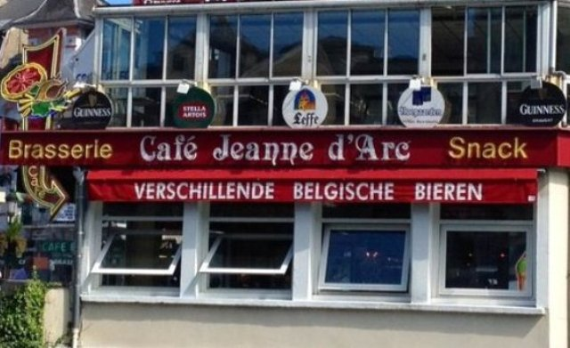 Lourdes Café Jeanne d'Arc