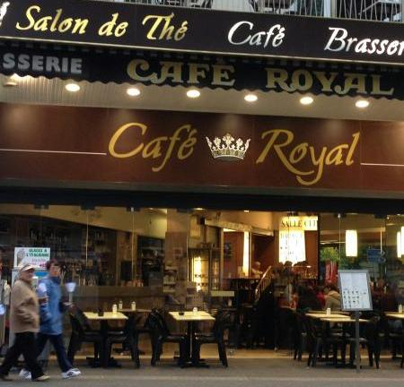 Lourdes Café Restaurant Le Royal