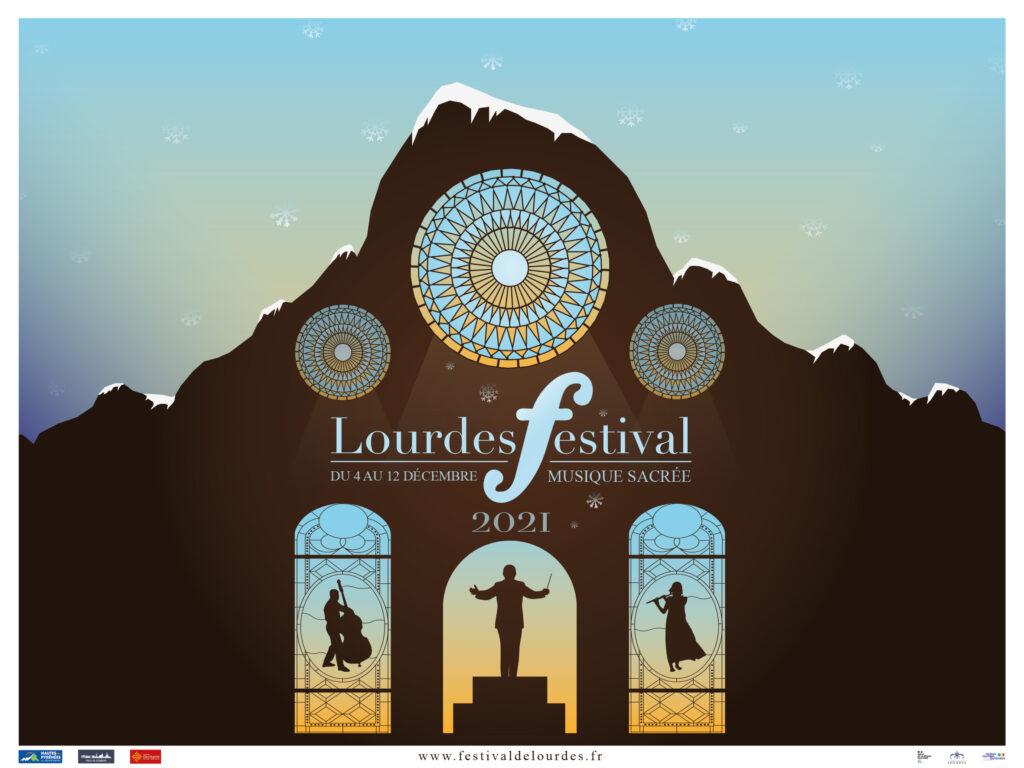 Lourdes Festival de Musique Sacrée décembre 2021