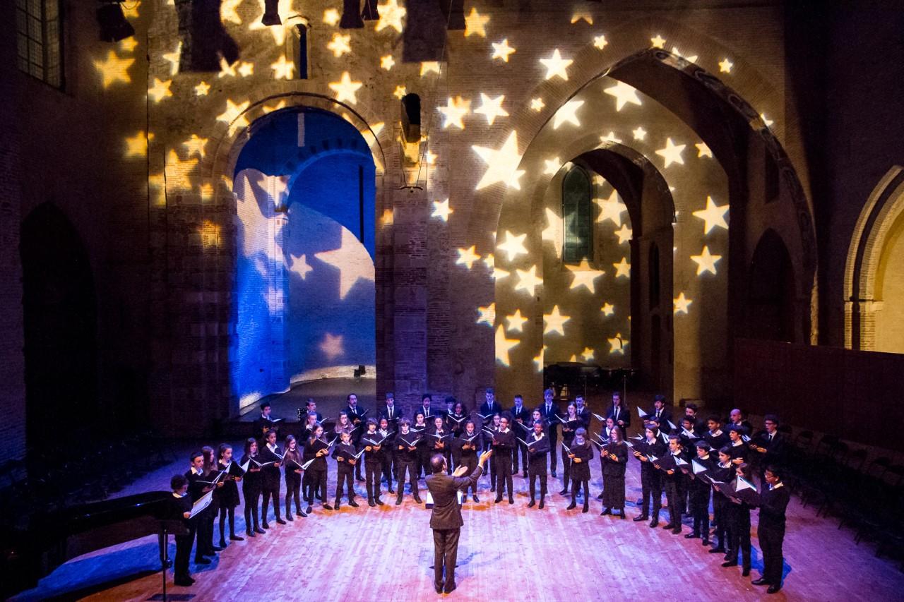 Lourdes Festival de Musique Sacrée avril 2020