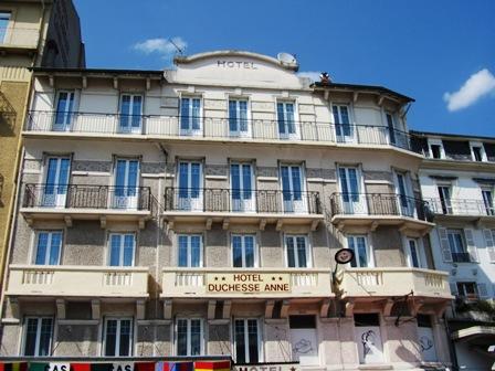 Lourdes Hôtel Duchesse Anne