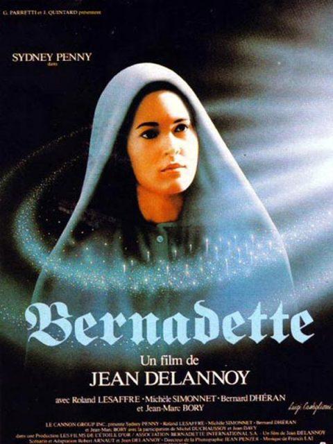 Lourdes film Bernadette