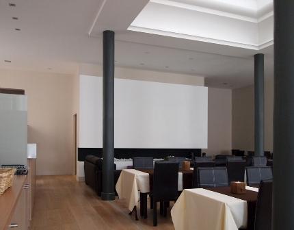 Lourdes hôtel Atrium Mondial