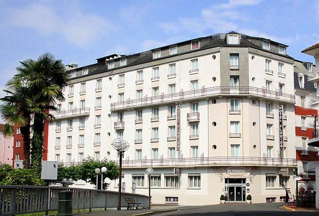 Hotel florida h tels lourdes office de tourisme de lourdes - Lourdes office du tourisme ...
