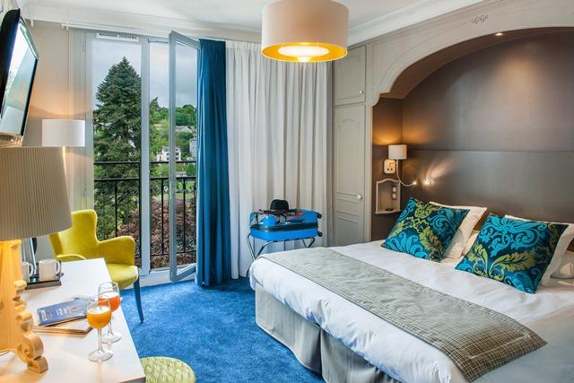 Lourdes Hotel Gallia & Londres