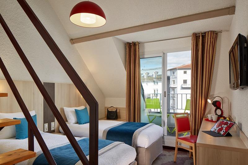 Lourdes hôtel Roissy