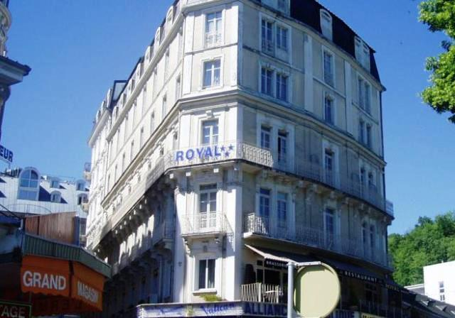 Lourdes hôtel Royal
