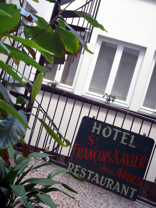 Lourdes hotel St Francois Xavier (4)