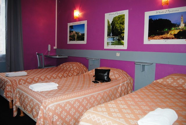 Lourdes hôtel de Genève