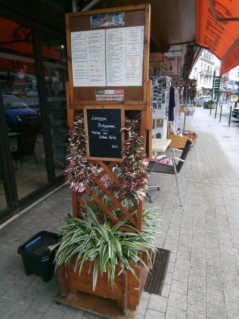 Lourdes restaurant Le Seven 4