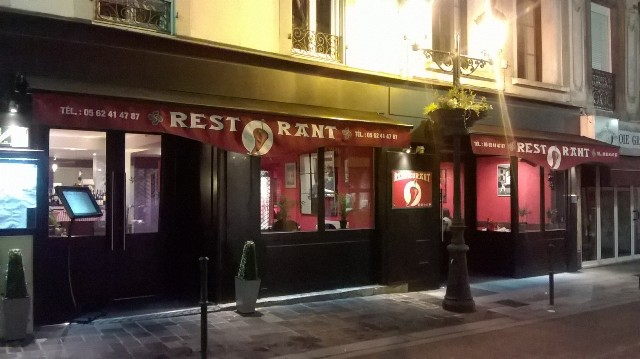 Lourdes restaurant piment rouge2