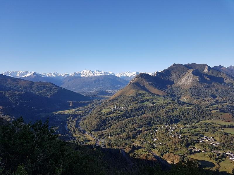 Pic du Jer - Panorama