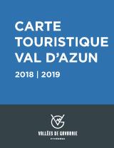 Carte Touristique - Val d'Azun