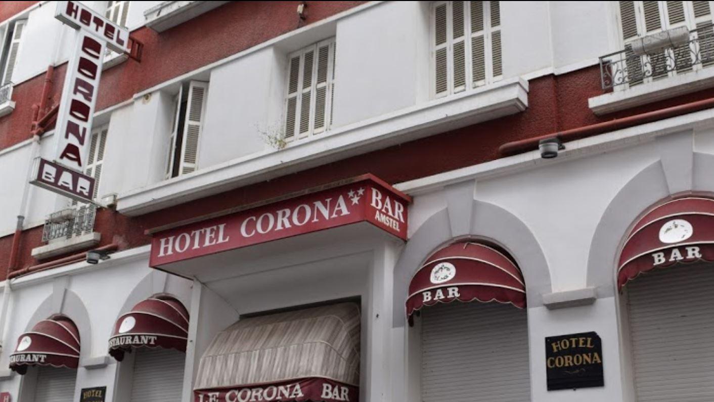 corona hotel lourdes