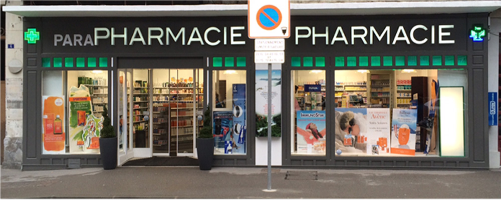 PHARMACIE THERMALE